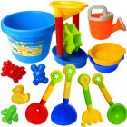 Summer-sandy-beach-kid-boys-girls-children-child-toys-bucket-shovel-hourglass-bath-tool-kits-set
