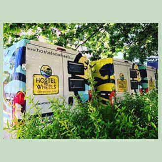 HOW Campers - Instagram - 3 Campervans